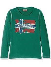 Napapijri Jungen T-Shirt K Sachs Ls