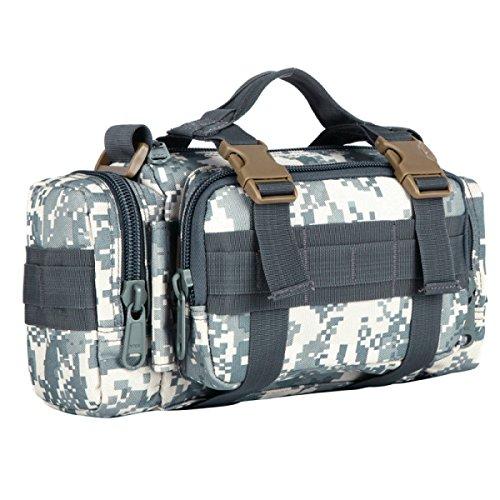 HAOYUXIANG Outdoor-Taschen Multifunktions-Umhängetasche Reiten / Reisen / Sporttaschen / Camouflage-Tasche Mehrfarbig,C5 C5