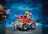PLAYMOBIL 9466 Spielzeug-Feuerwehr-Truck Test