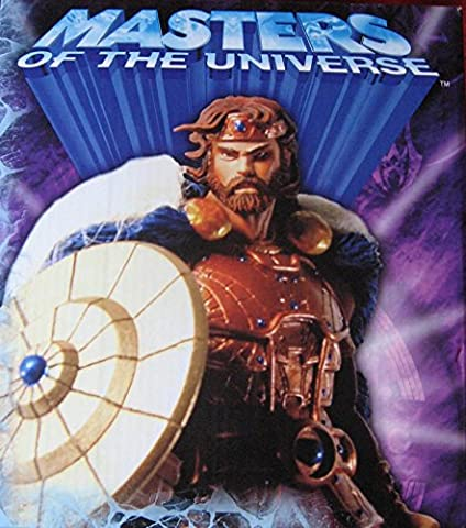 He-Man Masters of the Universe Exclusive Statue King Randor [Classic