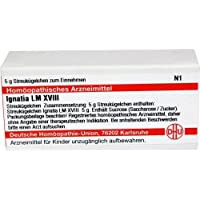 LM IGNATIA XVIII Globuli 5 g preisvergleich bei billige-tabletten.eu