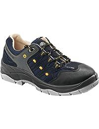Format 3112a, Zapatos de Seguridad Unisex Adulto, Azul (Blau | Gelb | Grau Blau | Gelb | Grau), 42 EU