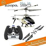 Zoopa 150 blu Iz, Helicóptero 2.4 GHz.