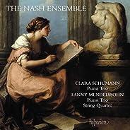 Schumann/Mendelssohn: Klaviertrios in G-Moll & d-Mol