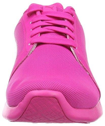 Evo Rosa Treinador Glo Roxo Low fúcsia kinder Unisex 08 top pink St Puma wIAx41CnqI