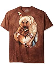 The Mountain Unisexe Adulte Ours Tribal T Shirt