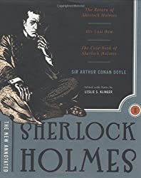 The New Annotated Sherlock Holmes 150th Anniversary: The Short Stories- set of 2 volumes
