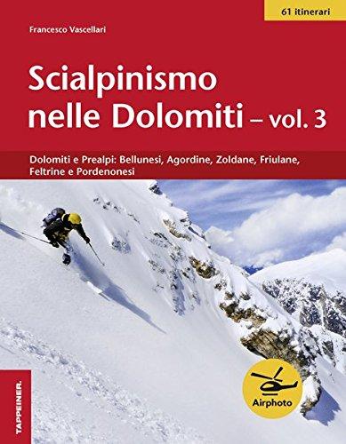 Scialpinismo nelle Dolomiti: 3