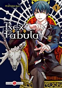 Rex Fabula Edition simple Tome 1