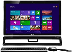 Acer Aspire ZS600 23 inch Touchscreen All-in-One PC (Intel Core i3 2130 3.4GHz, 4GB RAM, 500GB HDD, DVDRW, LAN, WLAN, Integrated Graphics, Windows 8)