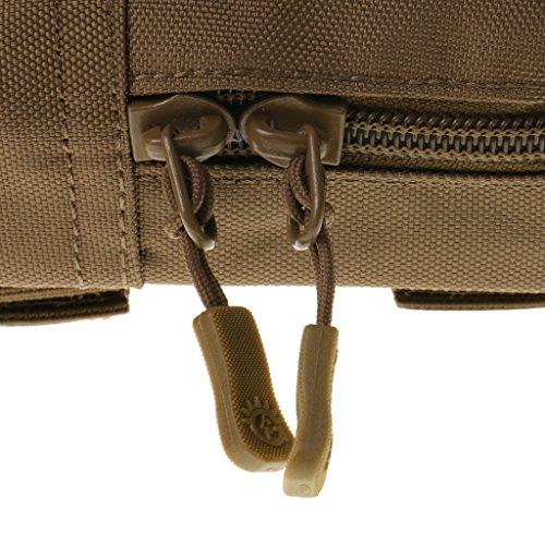 Generic Marsupio Piccolo Molle Tattico Vita Della Cinghia Sacchetto del Telefono per Escursionismo Caccia - #2 #5