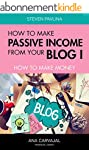 How to make passive income with your...