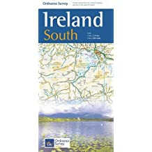 The Ireland Holiday Map - South (Irish - Maps, Atlases and Guides)
