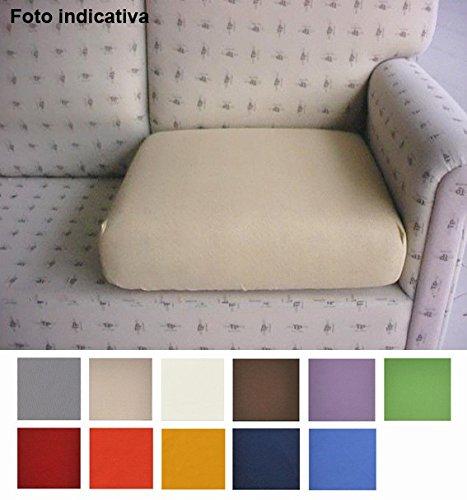 Tela antimanchas: La funda para asientos de 2 plazas se extiende de 110 a 160 cm. Antimacchia - ARANCIO - NARANJA