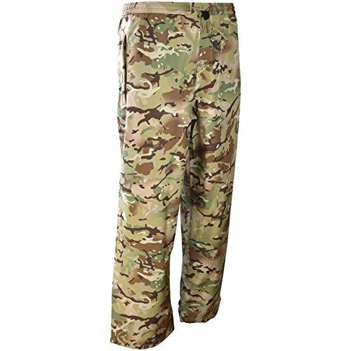 Cadet Kragen Jacke (Kombat UK Herren MOD Style KOM Tex Wasserfeste Jacke, British Terrain Pattern, XL)