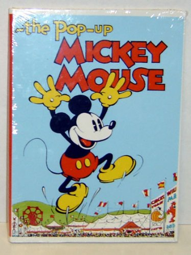The Pop-Up Mickey Mouse por Walt Disney Productions