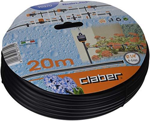 Claber 90370 - Tuyau capillaire Micro de 20 m, 1/4\