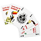 Guinness Toucan On Weather Vane Design Pack of 52 Playing Cards (Plus Jokers) (sg)