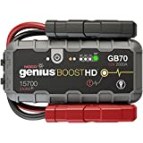 NOCO Genius Boost HD GB70 Litio Vai Starter 12V 2000Amp