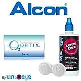 Alcon O2 Optix Zeropower Monthly Contact...