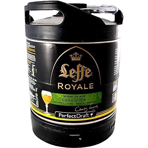 Fût 6L Leffe Royale Cascade IPA Perfectdraft