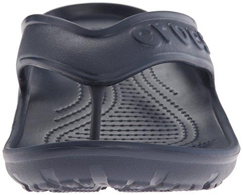 crocs Unisex-Erwachsene Hilo Flip Pantoffeln Blau (Navy)
