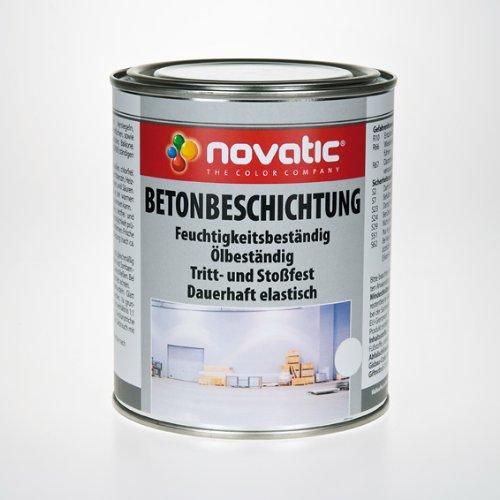Preisvergleich Produktbild novatic BETONBESCHICHTUNG 750 ml SILBERGRAU