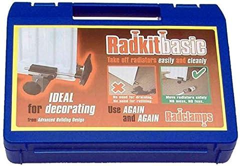ABD Tools RK-BAC-003 RadKit Basic - Blue