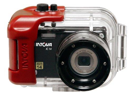 Sainlogic Megapixel Unterwasser Kamera mit Gehäuse
