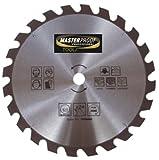 MASTERP Holz-Kreissägeblatt, 400mm, 24 spezial gehärtete Zähne, für Hand- und Tischkreissägen OVP