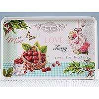 vassoio rettangolare/ tè vassoio/ tè vassoio/Piatti di plastica melamina per uso domestico-G