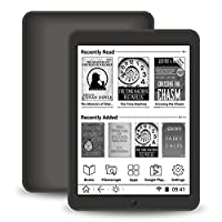 Mica Likebook Plus Touch Screen Ebook Reader,7.8' HD display(300PPI), Adjustable Built-in Light, Bluetooth,Audio books ; Android system
