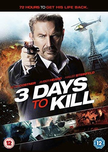 3 Days to Kill [DVD]