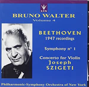 Bruno walter edition vol 4 beethoven 1947 recordings for Bruno fournitures bureau