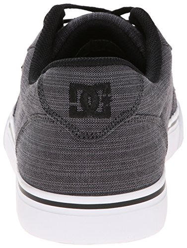 DC ANVIL TX SE Unisex-Erwachsene Sneakers Grey/Grey/Grey