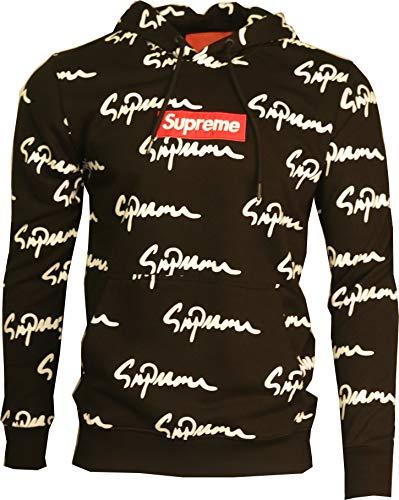 c43113ac4d6e Supreme Italia SS-19-10040-HPRE Kapuzenpullover Hoodie Sweater Pullover Box  Logo Sign
