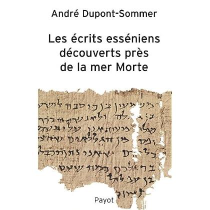 Écrits esséniens découverts près de la Mer morte