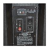 Majestic-ts75bt-System-Audio-Multimedia-Bluetooth-Notebook-Trolley-Schwarz