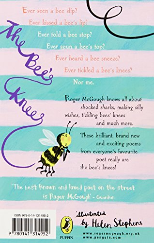 The Bee's Knees (Puffin Poetry)