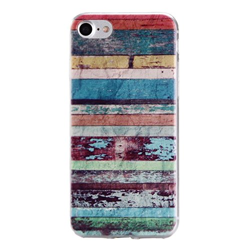 "For IPHONE 7 PLUS 5.5""[COLORFUL TPU DTV1]Scratch-Proof Ultra Thin Rubber Gel TPU Soft Silicone Bumper Case Cover -DTPUV105 DTPUV105"