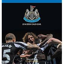 The Official Newcastle 2016 Desk Easel Calendar
