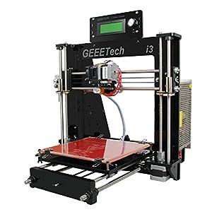 3D Drucker Acrylic Prusa I3 Pro B Geeetech® 3D Drucker Kit Selbstbauen, DIY 3D Printer Kit. Unsere Drucker sind weltweit sehr beliebt - Jetzt kaufen!!!