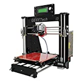 Geeetech Acrylic Prusa I3 Pro B Unassembled 3D printer DIY Kit,high quality excellent CNC