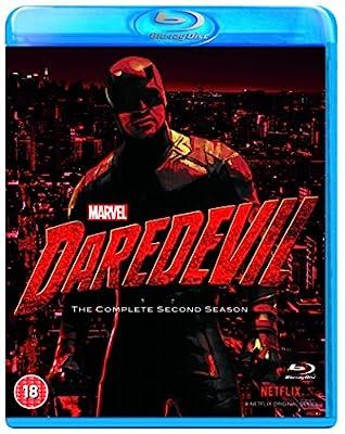 Daredevil - Season 2 [Blu-ray] [2017]