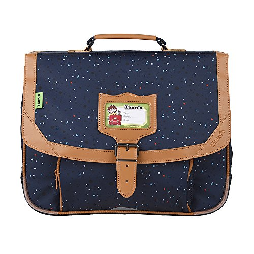 Cartable 35 Bleu Tann's GALAXY