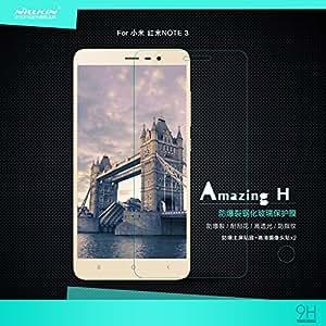 Nillkin Hg-Sp Hm-Note 3 Nillkin-H-Nano Anti-Burst Tempered Glass Film For Xiaomi Note 3