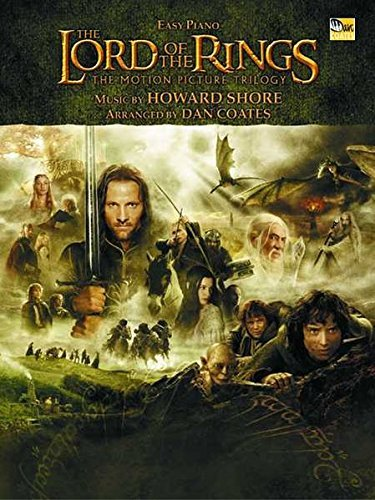 The Lord of the Rings for Easy Piano (English Edition) eBook ...