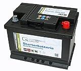Q-Batteries Starterbatterie 560 54 Q60 12V 60Ah 540A (EN) Säure