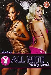Playboy - All Nite Party Girls [DVD]