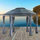 Unimet Sehr schöner Runder Pavillon, Fi_14249